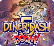 free download Diner Dash 5: BOOM game