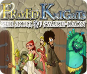 free download Frayed Knights: The Skull of S'makh-Daon game
